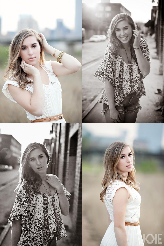 houston christian high school senior photography