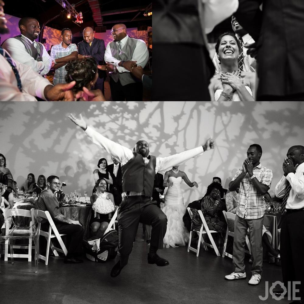 Christina and Ayim photojournalism wedding in Houston