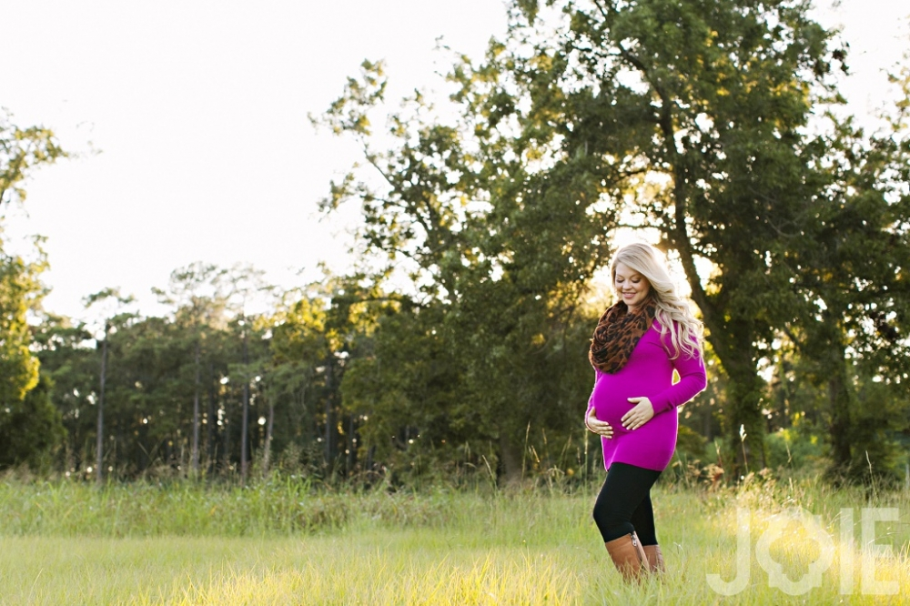 Houston Texas maternity photography JOIE Photographie