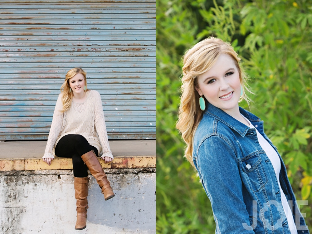 Cy Fair High School Senior Photography urban and nature pictures by Joie Photographie