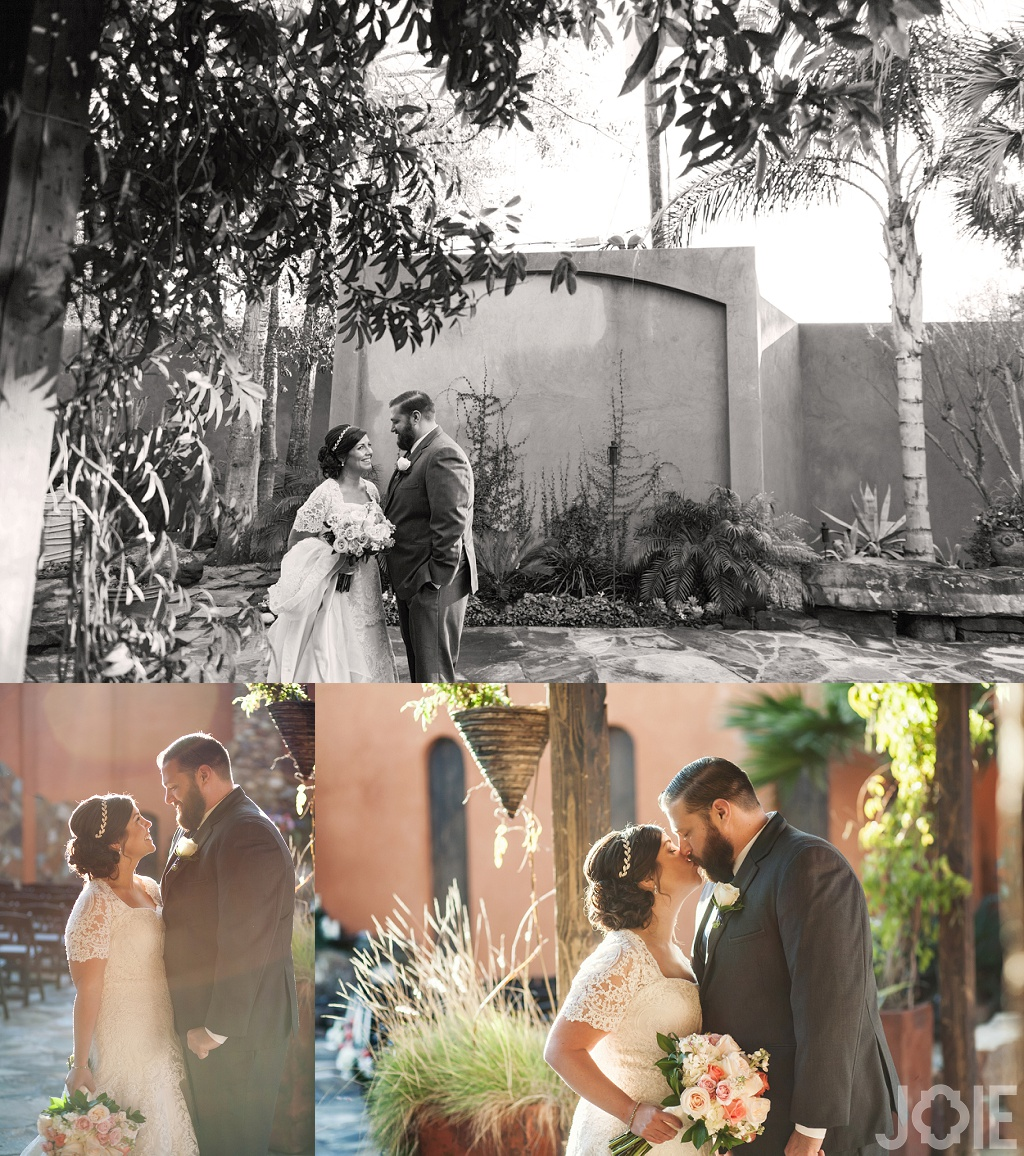 Outdoor Ceremony At Agave Real