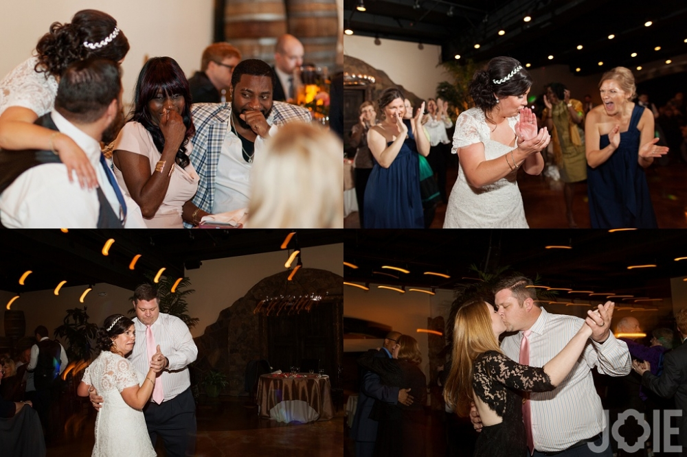 Wedding reception at Agave Real by Joie Photographie Houston