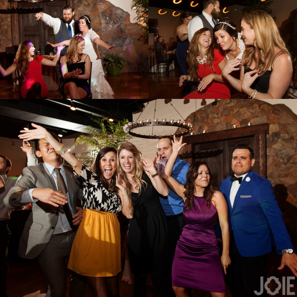 Wedding at Agave Real by Joie Photographie Katy
