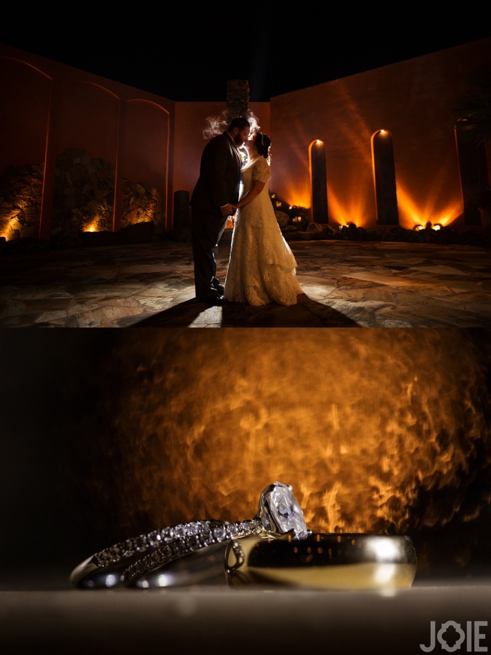 Wedding party at Agave Real by Joie Photographie Houston