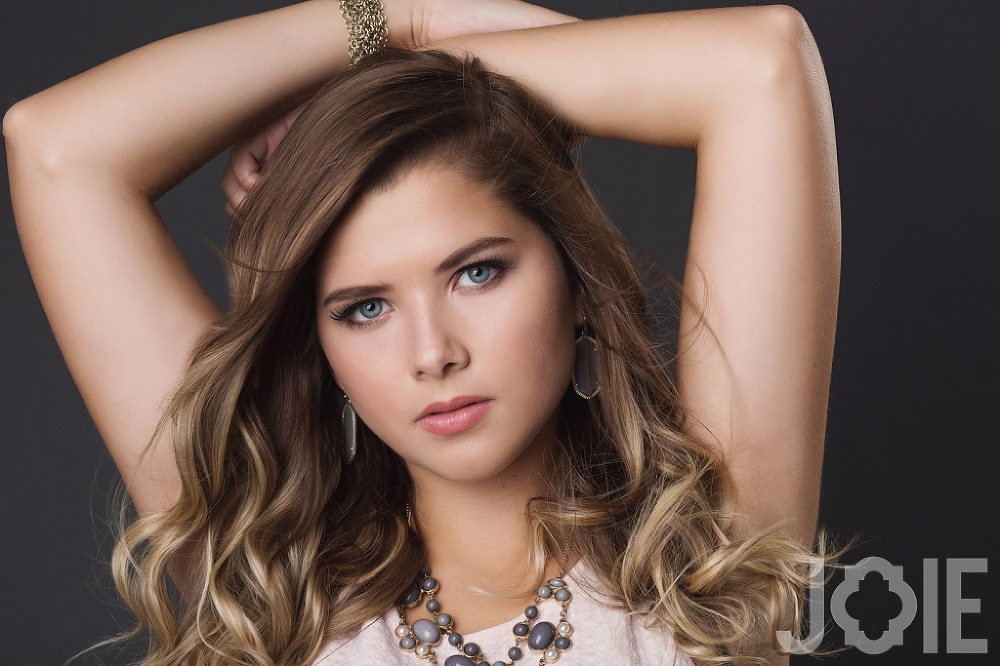 Second Baptist senior pictures taken by Joie Photographie