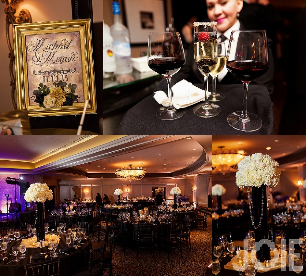 wedding at hotel zaza ballroom