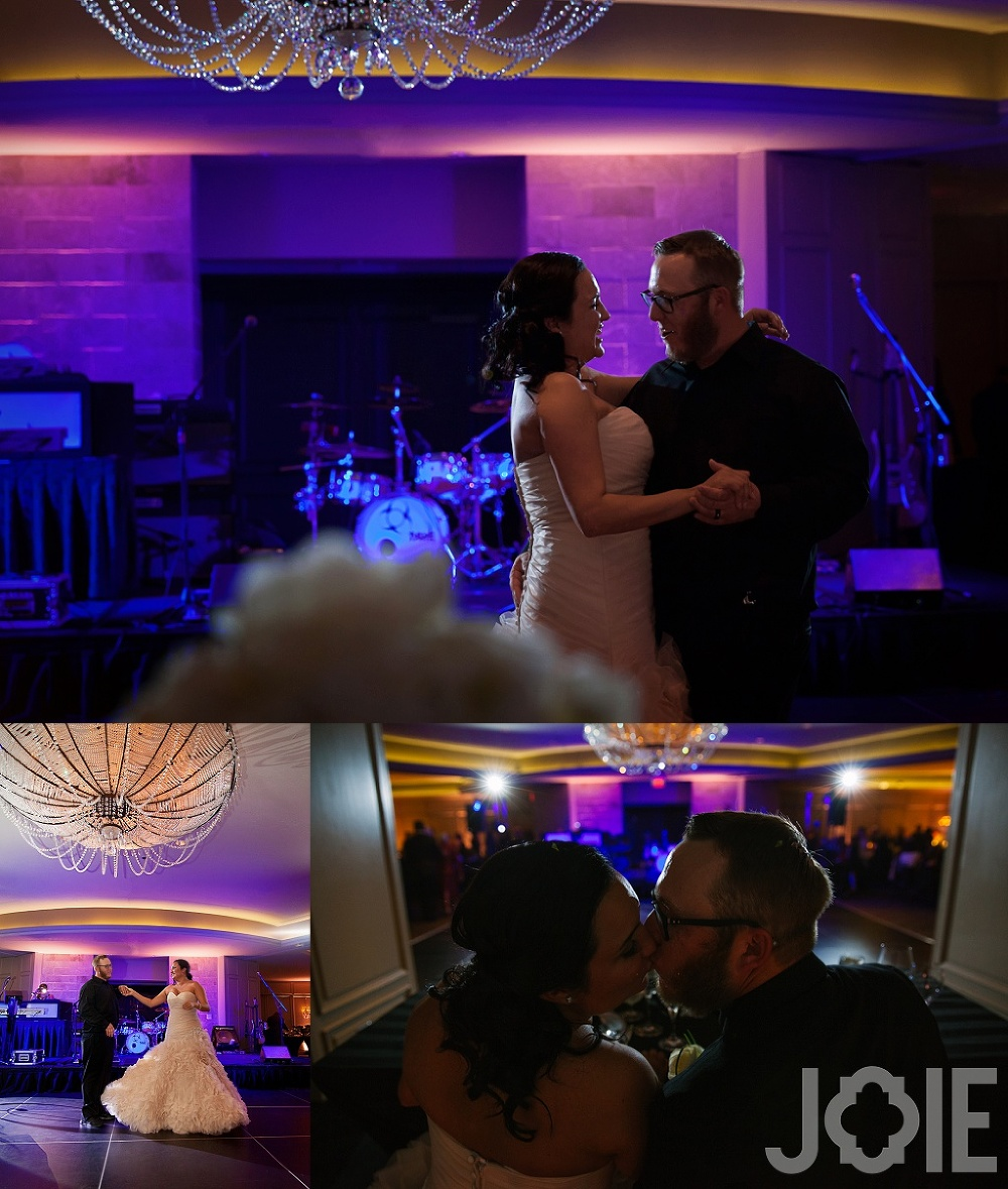 first dance at hotel zaza