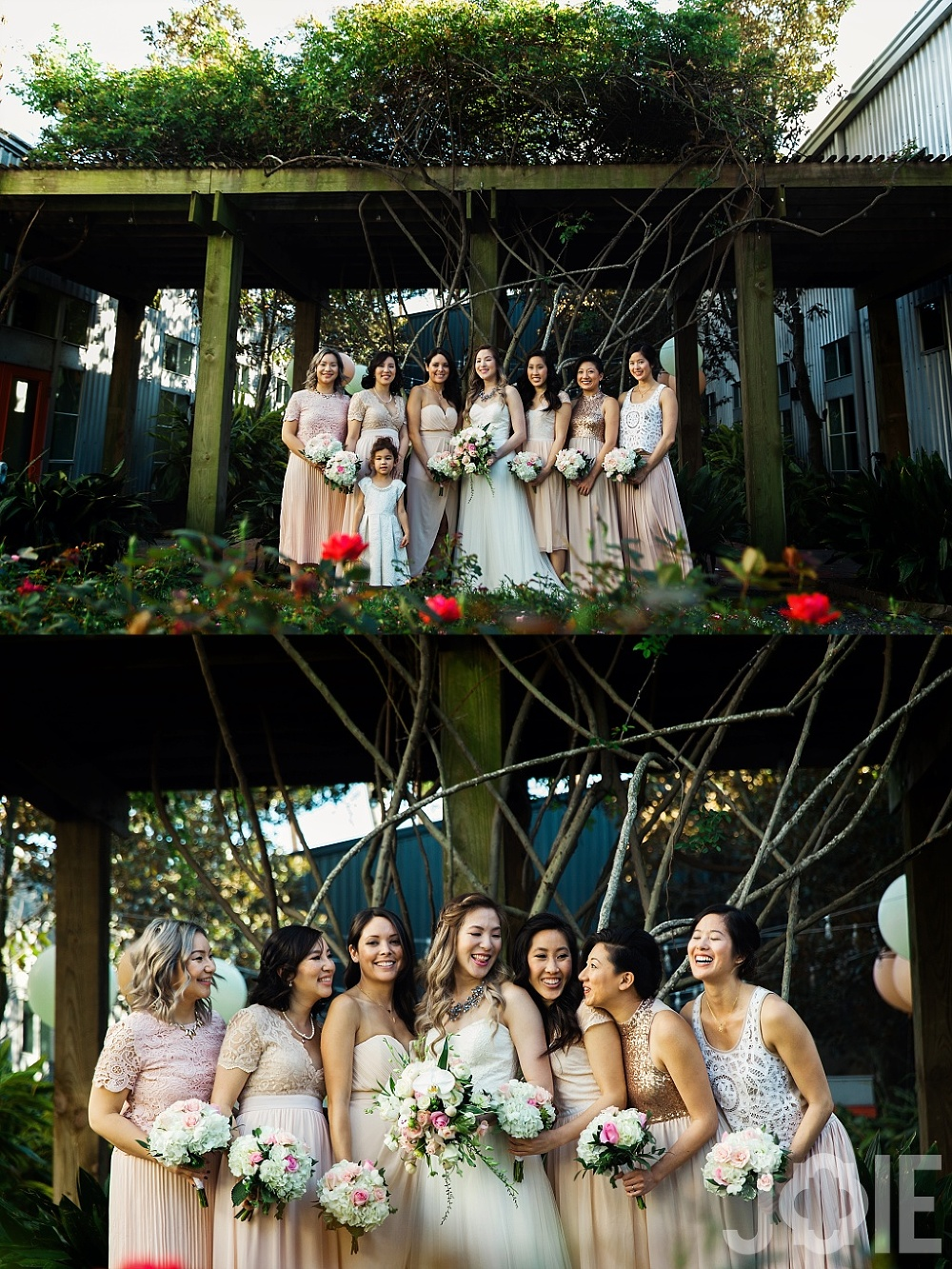 houston wedding at 5226 elm