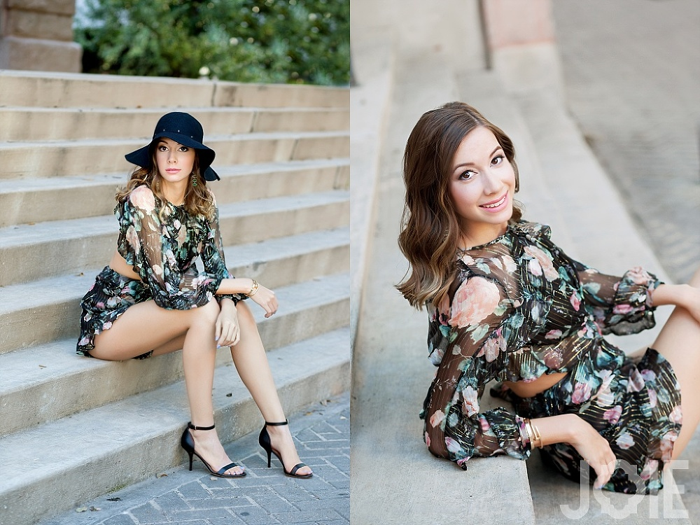HCH Housotn Fashion Senior Photographer
